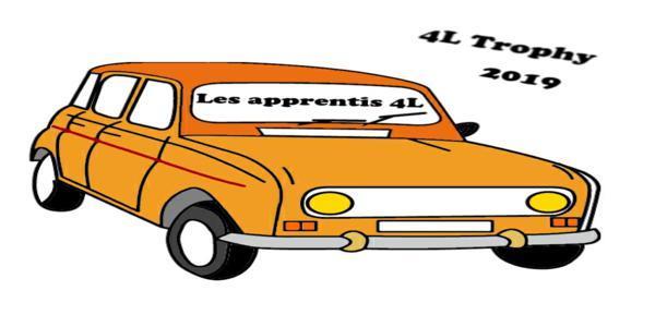 Les apprentis 4L au 4L Trophy 2019 - Les apprentis 4L