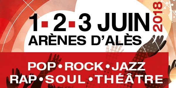 FESTIVAL ALES EN CIEL 2018 - Festival Alès en Ciel