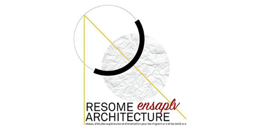 Collecte de fonds pour l'association Resome ENSAPLV - Resome Ensaplv
