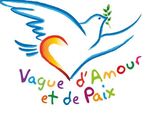 Déployons une immense vague d'Amour et de Paix! - Vague d'Amour et de Paix