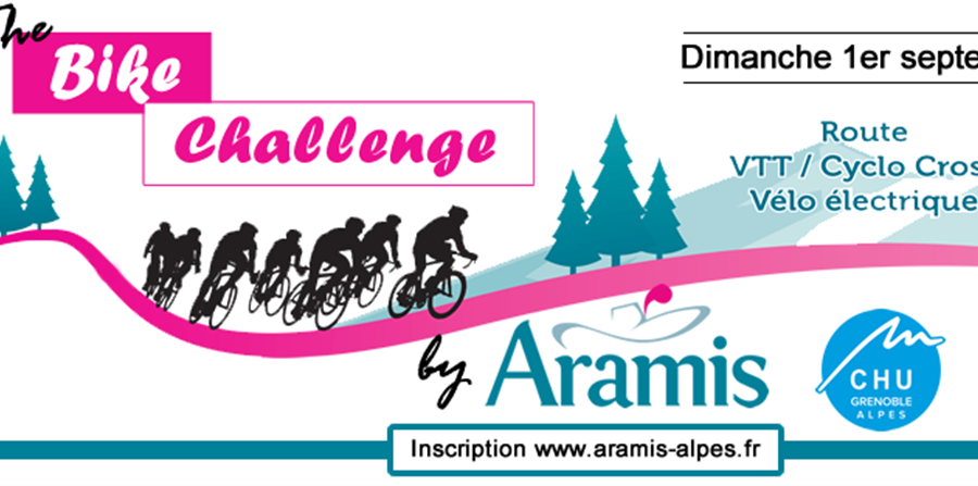 24h vélo aramis - Aramis