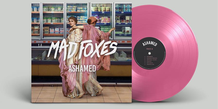 Mad Foxes - nouvel album en précommande ! - El Muchacho