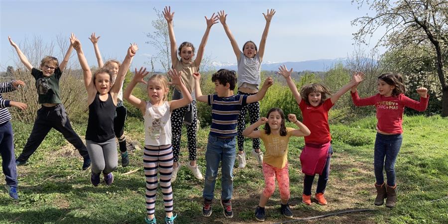 Un nouvel Arc en ciel à construire pour notre école élémentaire à Jurançon - ASSOCIATION L'ARC EN CIEL, ECOLE MATERNELLE ET ÉLÉMENTAIRE, PÉDAGOGIE STEINER - PAU - JURANÇON