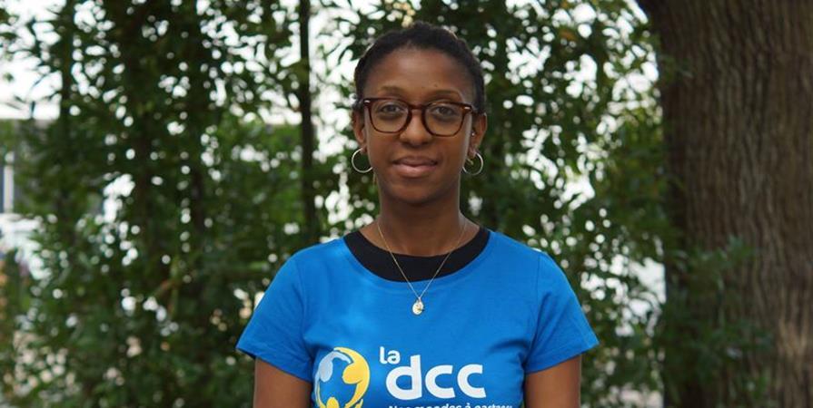Claudine, éducatrice de jeunes enfants en Colombie - Délégation Catholique pour la Coopération