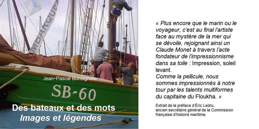 """""""Des bateaux et des mots"""": un livre de photos et de belles histoires - IF3P"""