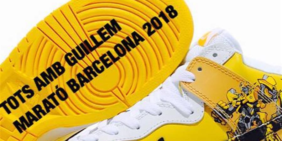 Un marathon pour Guillem - TOTS AMB GUILLEM (TOUS AVEC GUILLEM)