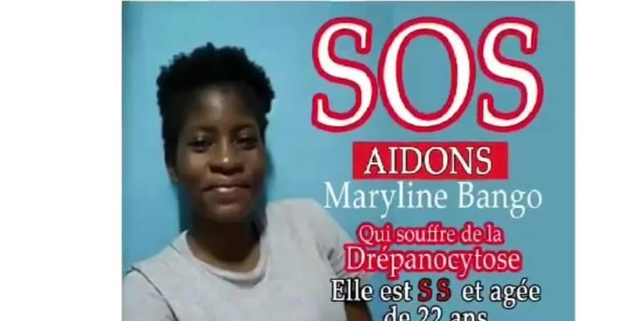 Maryline Bango - Espoir, Hope, Elikia : vaincre la drépanocytose