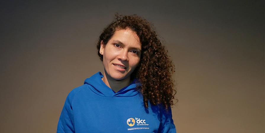 Mathilde, coordinatrice de projets au Congo-Brazzaville - Délégation Catholique pour la Coopération