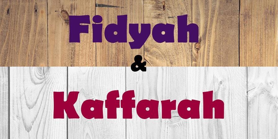Fidyah et Kaffarah - Jeunesse Solidaire St Étienne