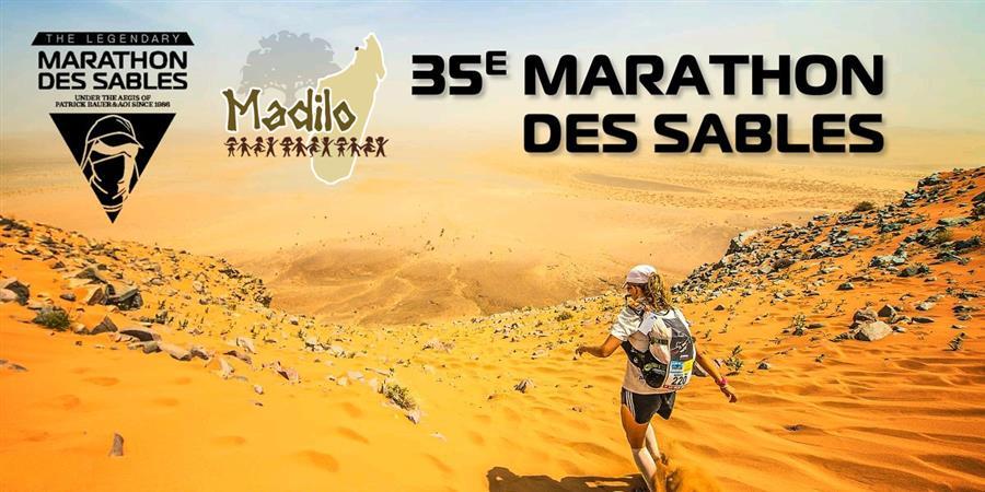 Marathon des Sables : La Course Solidaire d'Eric Simon pour Madilo au Maroc - Association MADILO