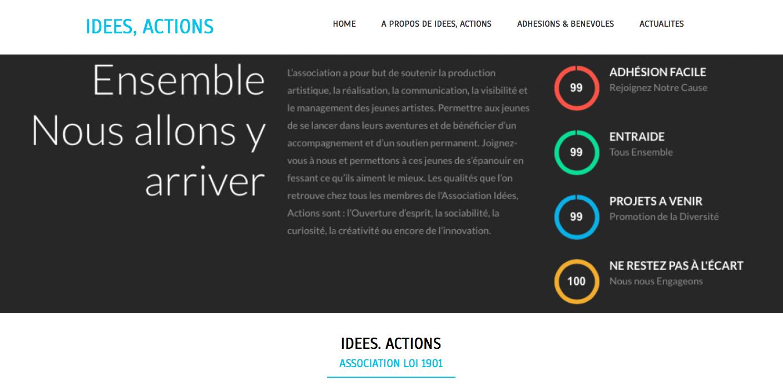 Membres participatif et bénévole  - IDÉES, ACTIONS