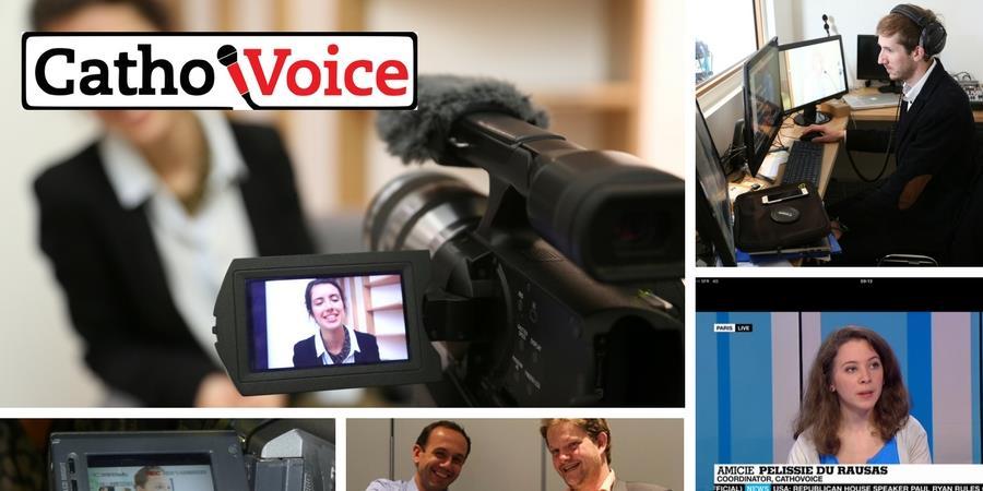 Financer le média-training CathoVoice 2017 - CVoice