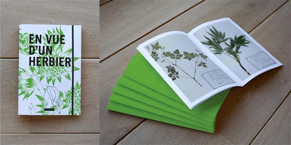"""Acheter l'ouvrage """"En vue d'un herbier"""" - Les Milieux"""