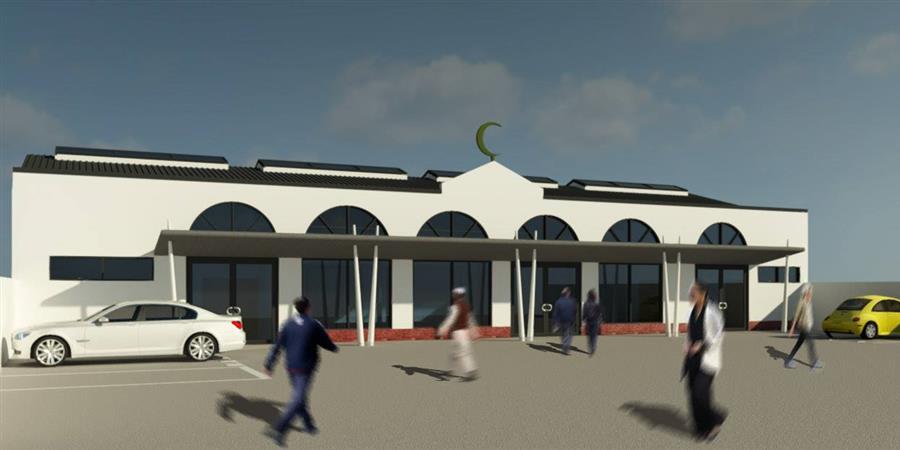 Construction d'un centre culturel et cultuel - 3C Chartreux