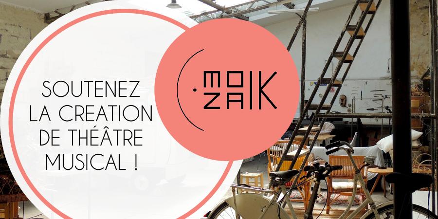 Soutenir le Collectif Mozaïk - Collectif Mozaïk