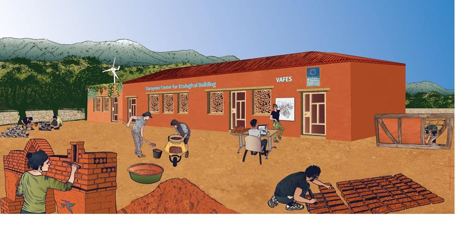 Centre Européen de Formation à l'Écoconstruction - NORIA ET COMPAGNIE