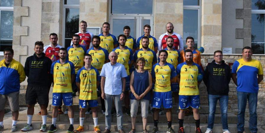 Soutien au HBC Lezay - Handball Club de Lezay