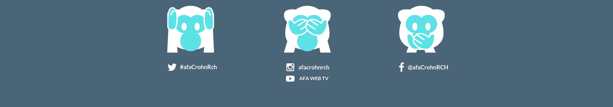 Contre les MICI, brisons les tabous ! - association François Aupetit - afa Crohn RCH