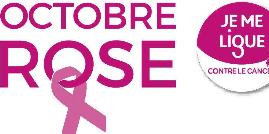 OCTOBRE ROSE: TOUS ENSEMBLE CONTRE LE CANCER ! - La Ligue contre le cancer Comité de la Haute-Garonne