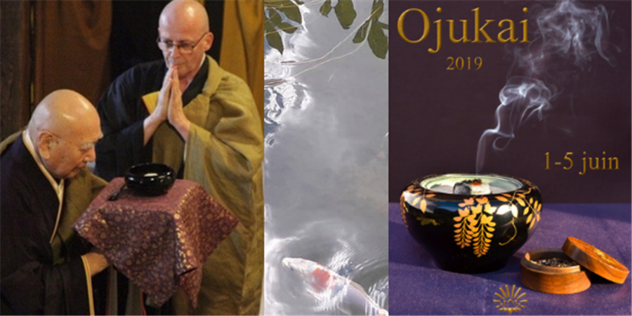 Aidez-nous à préparer les grandes cérémonies bouddhistes d'Ojukai - Association zen kanshoji