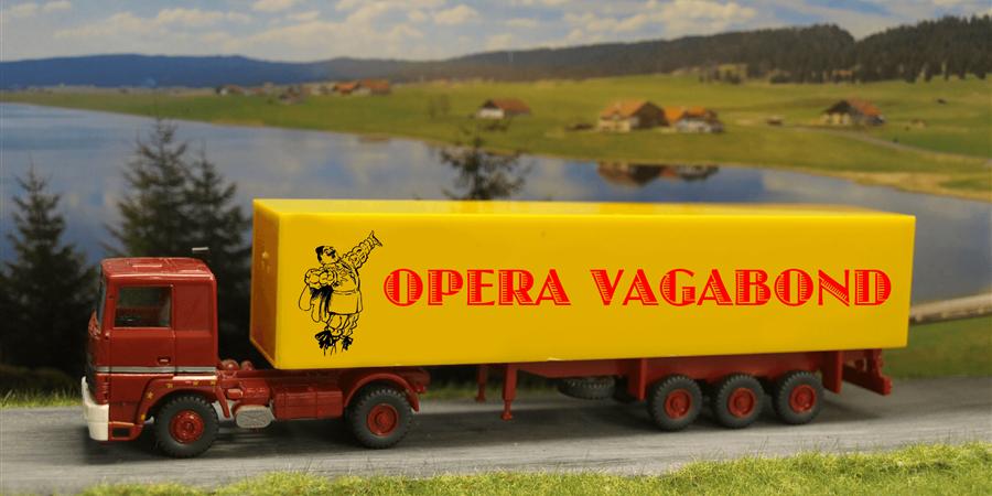 OPÉRA VAGABOND - AUTREMENT CLASSIQUE