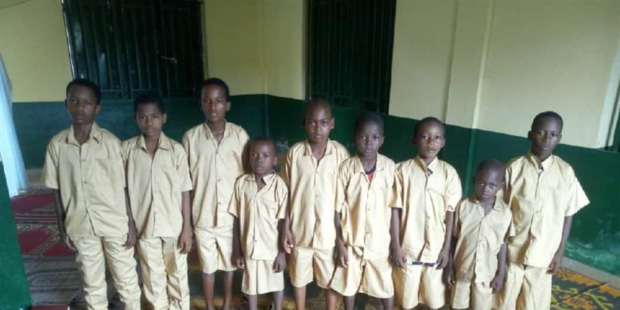 PARRAINER UN ORPHELIN - Les Amis Des Enfants Guinéens