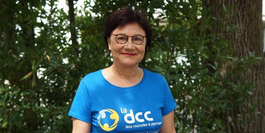 Irène, professeure de français aux Philippines - Délégation Catholique pour la Coopération