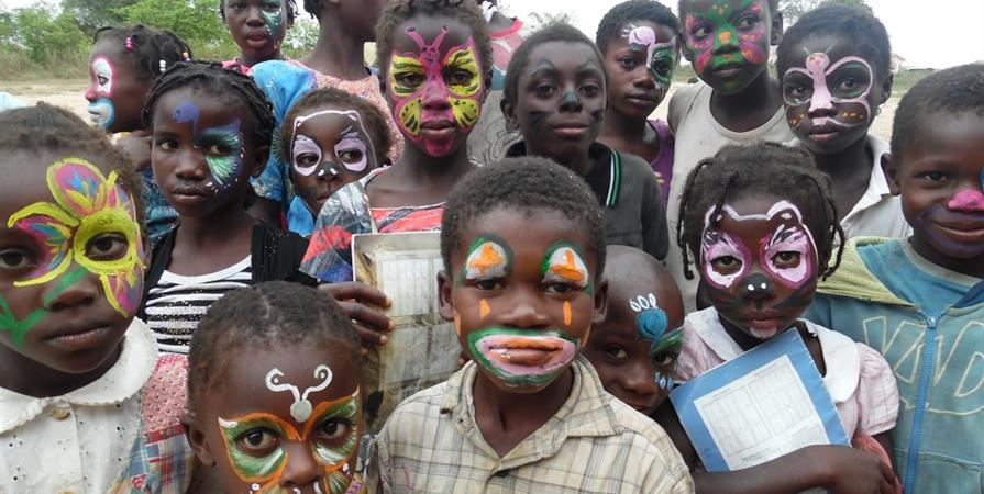 Célia, ergothérapeute au Congo-Brazzaville  - Délégation Catholique pour la Coopération