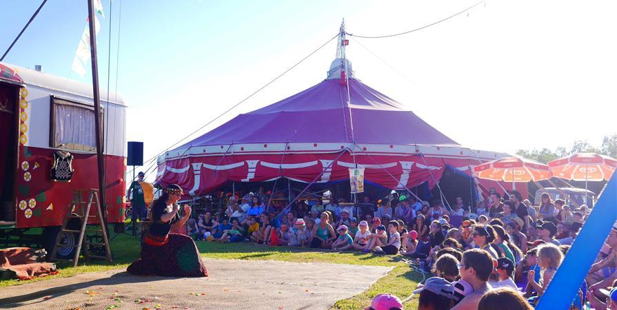 Soutenez le cirque des Effilochés pour l'achat d'un chapiteau - Association Les Effilochés