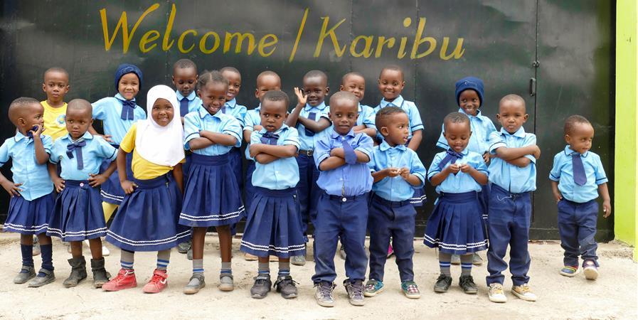 Création d'une seconde salle de classe en Tanzanie  - Mikunga