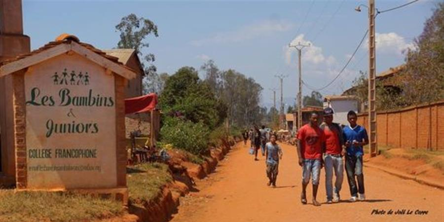 Mission humanitaire à Madagascar Juillet 2021 - Solidari'terre