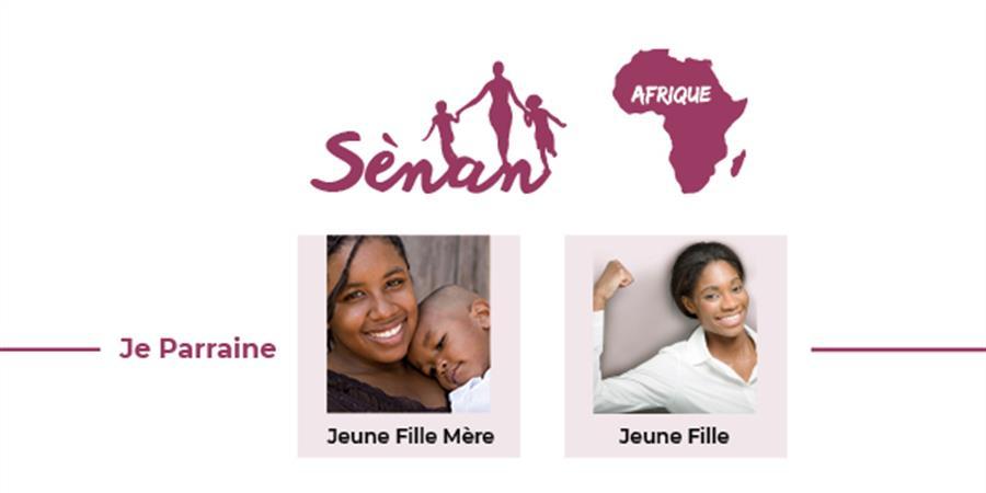 PARRAINAGE SENAN - SENAN L'AVENIR DE NOS ENFANTS