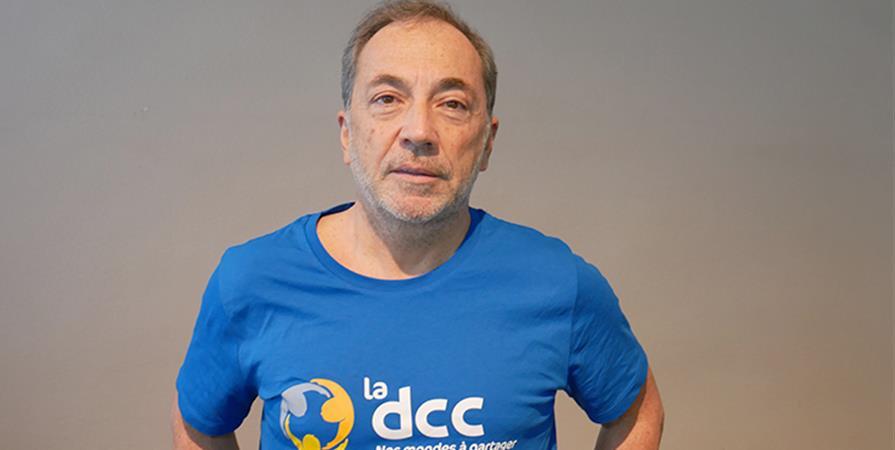 Pascal, responsable administratif au Maroc - Délégation Catholique pour la Coopération
