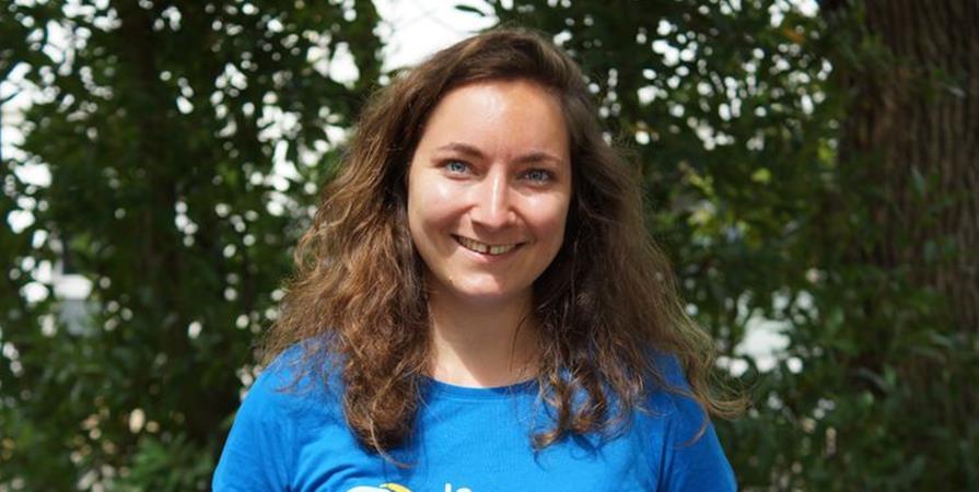 Isaure, infirmière au Liban - Délégation Catholique pour la Coopération