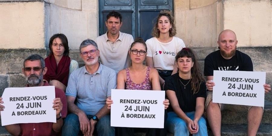 Procès de l'inaction climatique et sociale |Bordeaux, Acte 3, procés en appel. - Les Amis de l'Écologie
