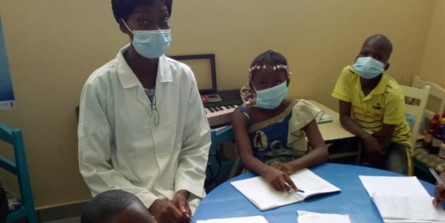 Journée internationale des cancers de l'enfant,15 février, un mois pour donner. - GFAOP