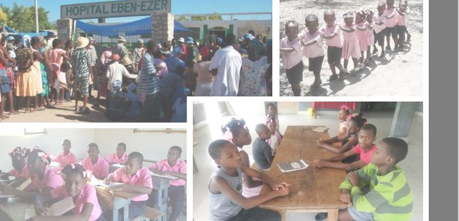 Voyage humanitaire en Haïti en 2019 - Ecoute et Solidarité Protestantes (ESP)