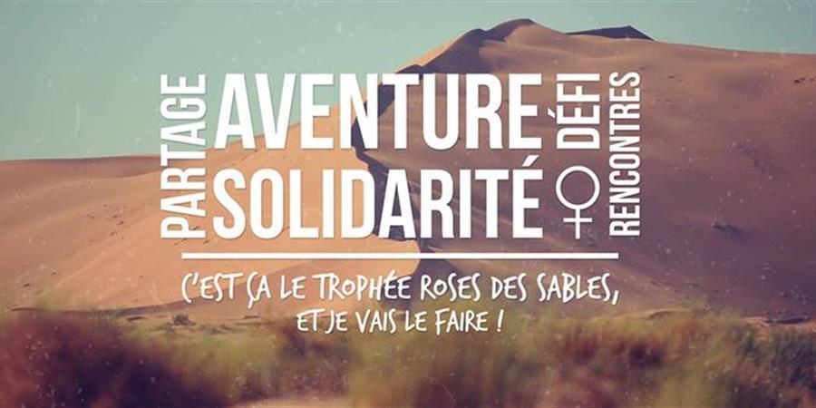 Les Madames Roses, Un rallye sportif et solidaire - Les Madames Roses