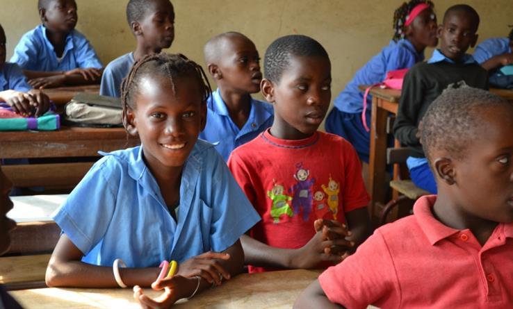 Augustin et Juliette au Congo - Délégation Catholique pour la Coopération