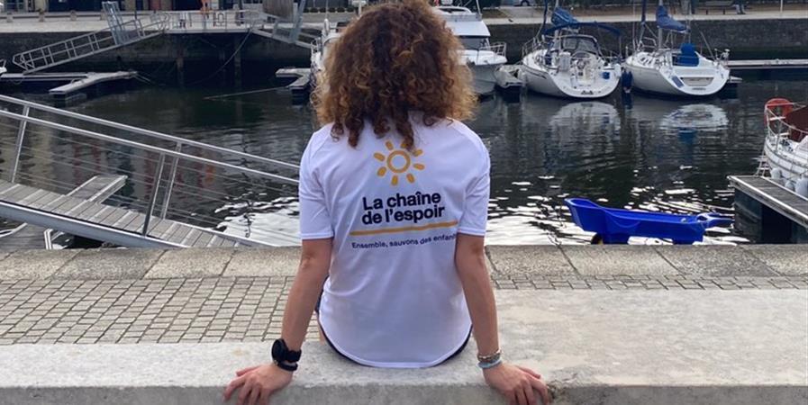 Run for children's lives 2020-2021 - La Chaîne de l'Espoir