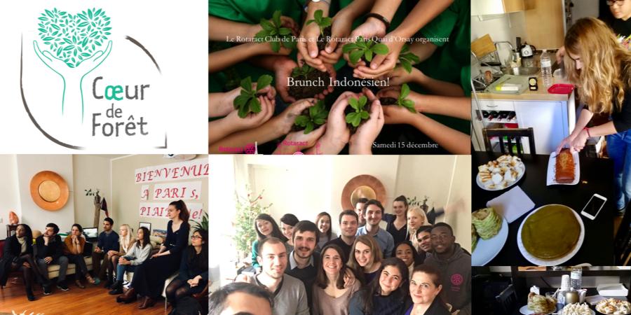 L'Île de Flores, reforestation et sensibilisation des ethnies locales - Rotaract Club de Paris