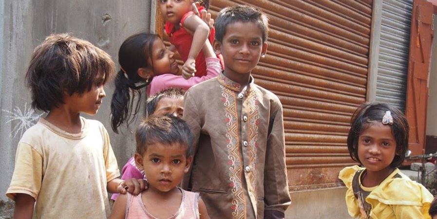 Aider Ashalayam à nourrir les enfants des rues  - Association de soutien à Ashalayam