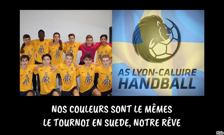 PARTILLE CUP - EN ROUTE POUR LA SUEDE