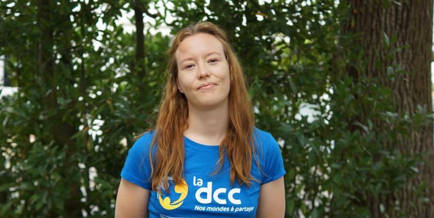 Aricia, assistante de direction au Cameroun - Délégation Catholique pour la Coopération