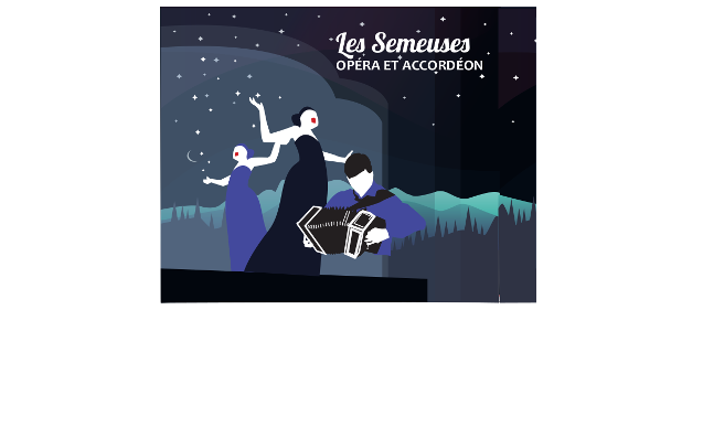 Opéra et Accordéon - Salamandre