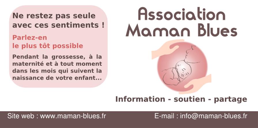 Nouveau support de communication pour Maman Blues ! - Maman blues