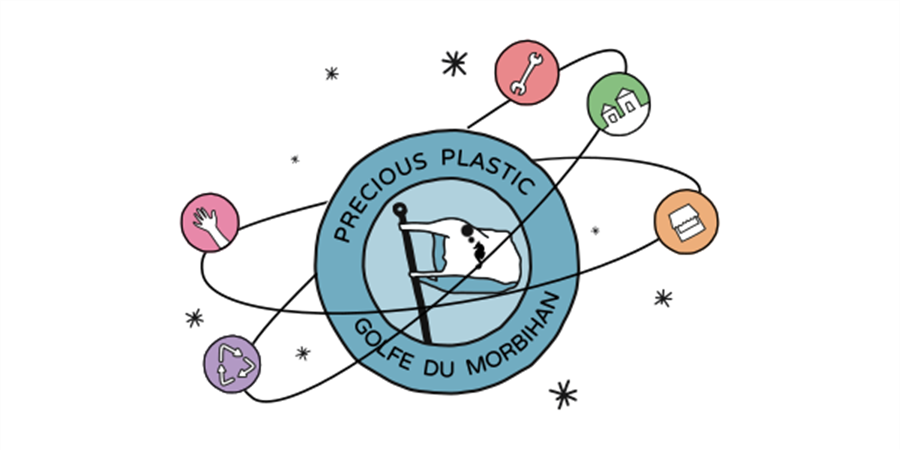 Recycler ensemble sur le Golfe du Morbihan - MakerSpace56