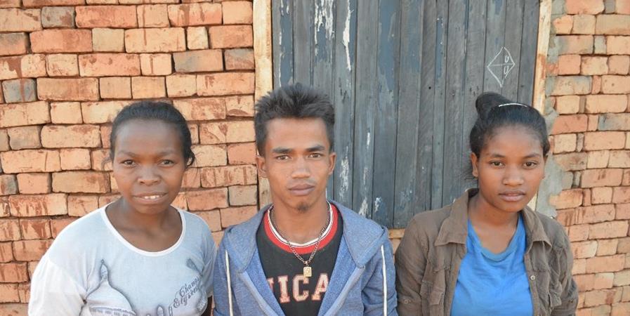 Enseignants de Morafeno - Ilo-Hay