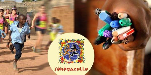 Les Mans'Zelles : en course pour le Sénégal - Les Mans'Zelles