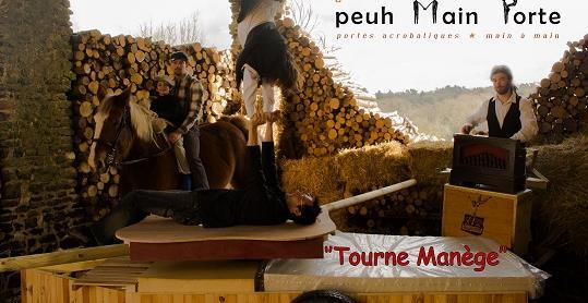Tourne manège - Cie Peuh Main Porte